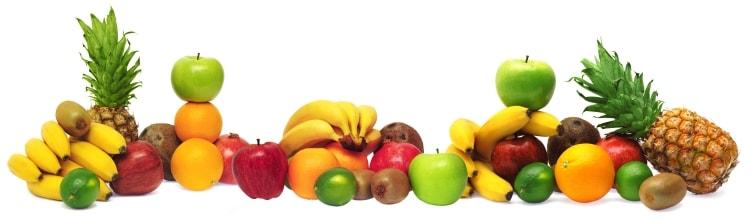 In der Schwangerschaft sollte viel Obst gegessen werden.